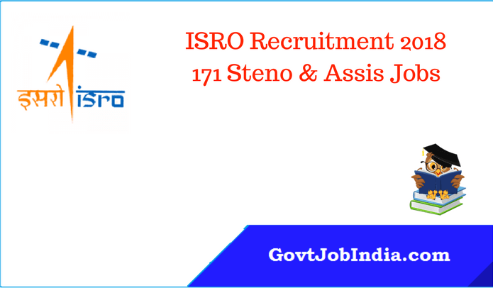 Indian Space Research Organisation Jobs Notification ISRO Recruitment