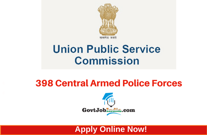 UPSC Job upcoming and latest recruitment notification
