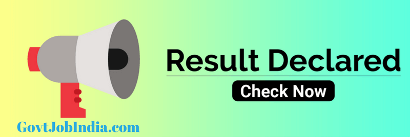 MCGM BMC MUMBAI Recruitment Exam Result