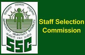 SSC recruitment Apply Online
