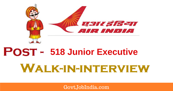 AirIndia Recruitment - airindia.in-careers