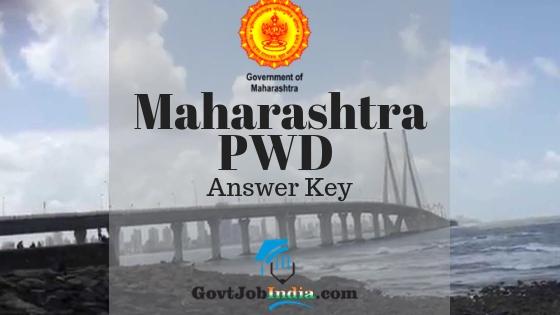 Maha PWD Answer Key