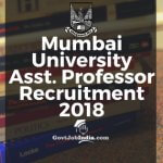 MU Asst. Professor recruitment