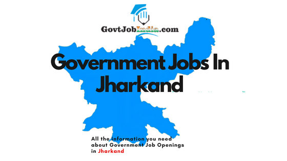 Govt Jobs in Jharkand after 10th pass and 12th pass