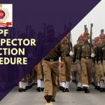 RPF SI Selection process 2018