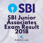SBI JA mains Result