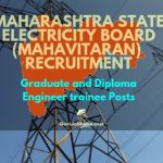 Mahavitaran Recruitment 2018