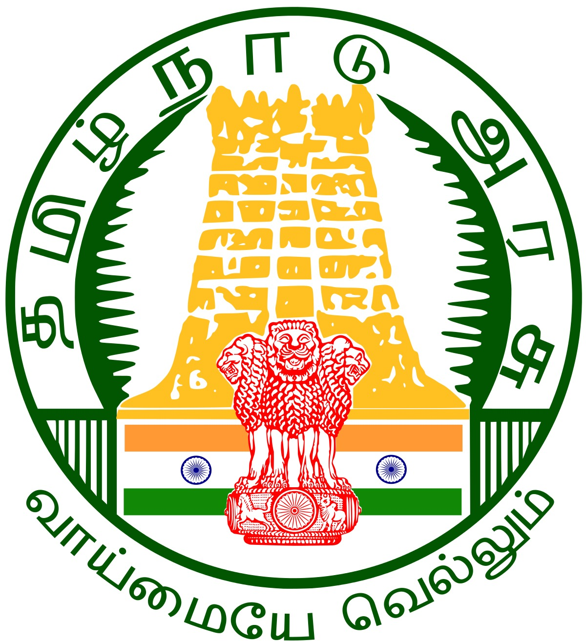 Tamil Nadu TN Govt Recruitment Notification