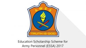 AWES Army Public School Vacancies