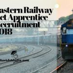 RRCEastern Railway Act Apprentice Recruitment Notification