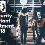 IB Security Assistant Vacancy Notification