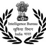 IB Recruitment notification