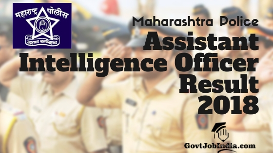 Maha Police AIO Result 2018