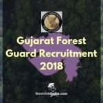 Gujarat Forest Department recruitment 2018