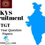 KVS TGT Model question Papers