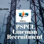 PSPCL Lineman Recruitment