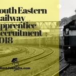 South Eastern Railway Apprentice Recruitment 2018