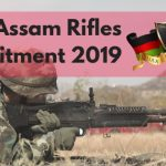 Assam Rifles Technical and Tradesman Recruitment 2018