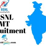 BSNL MT Recruitment
