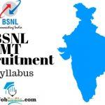 BSNL MT Recruitment Syllabus