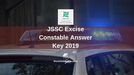 JECCE Answer Key 2019