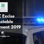 JSSC Excise Constable Recruitment 2019