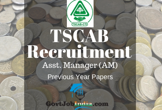 TSCAB Previous Year Question Papers