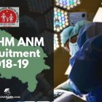 UP NHm ANM Vacancy 2018-19