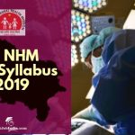 UP NHM ANM Syllabus and Exam pattern
