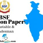 BSF Question Papers 2019