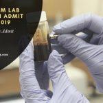CG Vyapam Lab Technicican Exam Admit Card download 2019