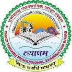 Chhattisgarh Vyapam Recruitment