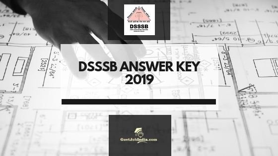 DSSSB Solved Question Papers