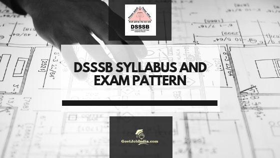 Download DSSSB Syllabus Pdf