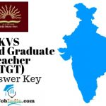 KVS TGT Answer Key