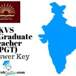 KVS PGT Answer Key
