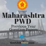 Maha PWD Previous Question Papers