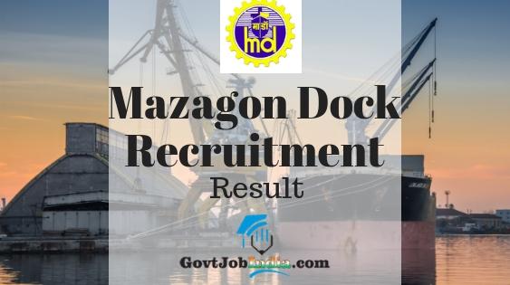 Mazagon MDL Results