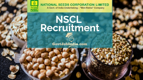 NSC Recruitment 2019