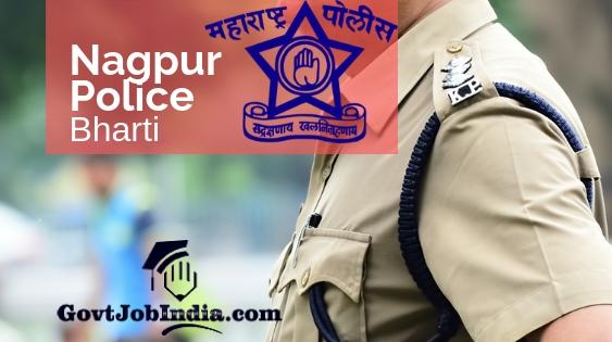 Nagpur Police Recruitment 2019