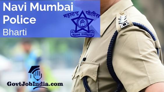 Navi Mumbai Police Bharti 2019