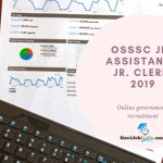 Odisha Junior Assistant / Junior Clerk recruitment 2019