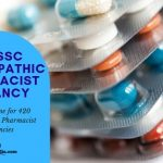 UPSSSC HOMEOPATHIC PHARMACIST recruitment Vacancy 2019 Apply Online