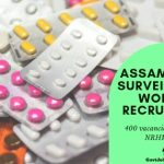 Apply Online for Assam NRHM Surveillance Worker recruitment