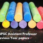 CGPSC Practice Papers