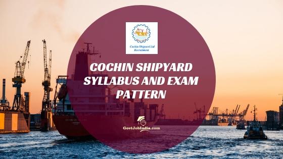 CSL Syllabus and Exam Pattern 2019