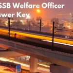 Download DSSSB Answer Key 2019