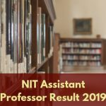 NIT Interview Selection