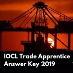IOCL Answer Key