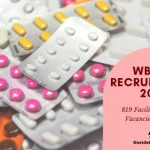 WBHRB Facility Manager Recruitment notification 2019 - Apply online now